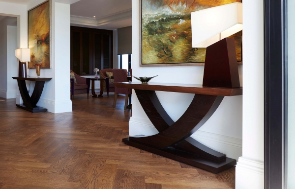 Australian Made Solid Timber Console Table