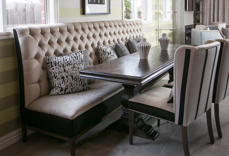 French style contemporary dining table