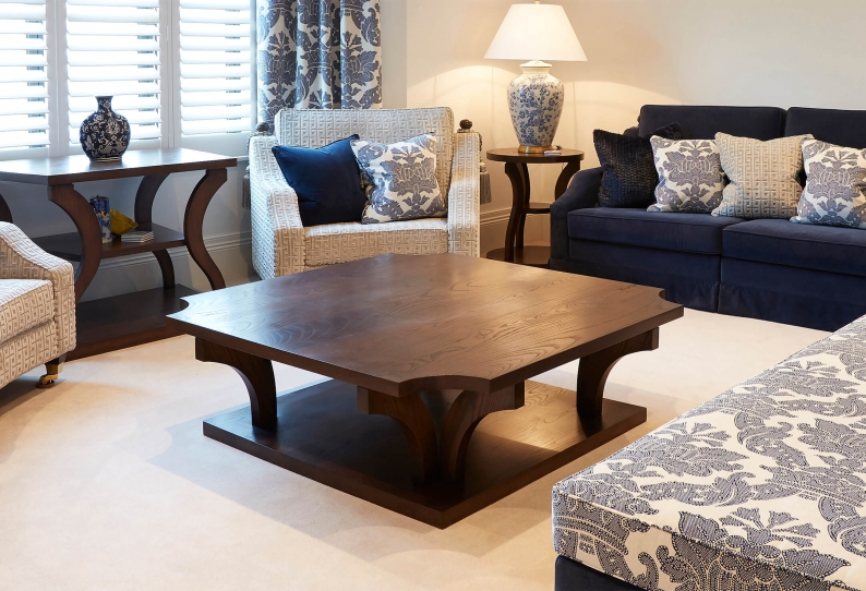 French style contemporary table