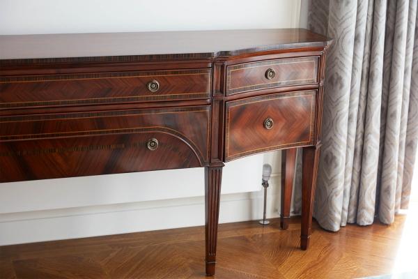 French Style Elegant Bespoke Cabinet Sideboard