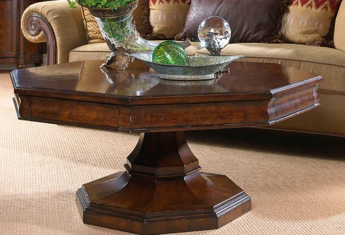 Classic Georgian style Coffee Table