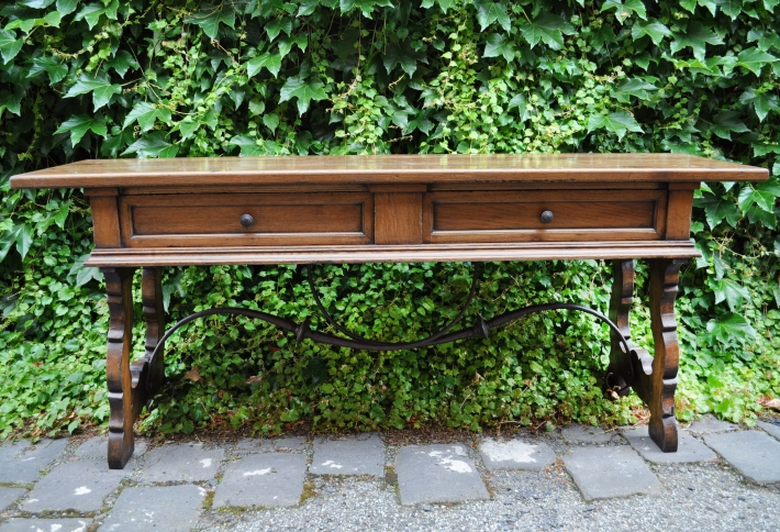 Spanish Inspired Console Table
