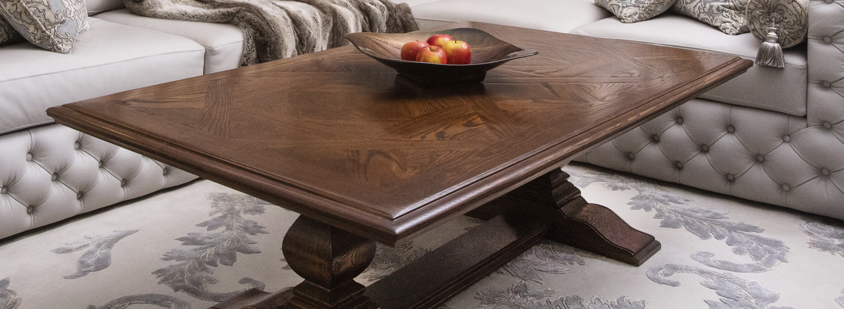 French style coffee tables